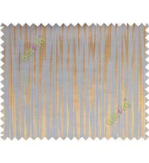 Copper blue color lightning design poly main curtain designs