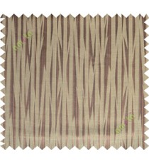 Black brown color lightning design poly main curtain designs