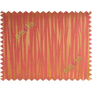 Gold red color lightning design poly main curtain designs