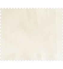 Dark cream solid canvas look polyester main curtain
