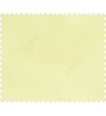 Lime yellow solid canvas look polyester main curtain