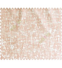 Abstract large texture square design contemporary texture pink beige main curtain