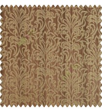 Dark brown beige black color traditional designs vertical pencil stripes background texture finished patterns polyester main curtain