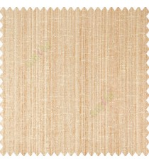 Orange beige color vertical texture thin lines texture gradients  polyester base fabric main curtain
