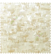 Light brown beige color solid texture concrete design water splashes drop horizontal background stripes polyester main curtain