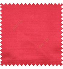 Bright red color horizontal thin stripes texture finished background polyester base fabric main curtain