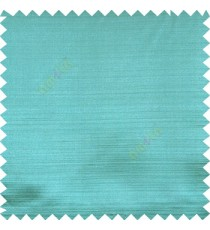 Aqua blue color horizontal thin stripes texture finished background polyester base fabric main curtain