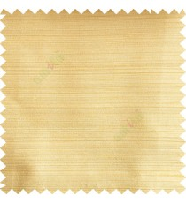 Pantone sunset gold color horizontal thin stripes texture finished background polyester base fabric main curtain