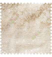 Beige color texture finished horizontal short lines broken water drops polyester main curtain