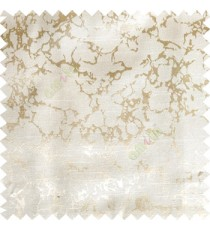 Beige color texture finished background circles horizontal lines polyester base fabric main curtain