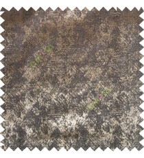 Black brown color texture finished horizontal short lines broken water drops polyester main curtain