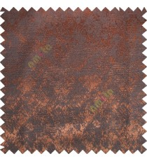 Dark copper black color texture finished horizontal short lines broken water drops polyester main curtain