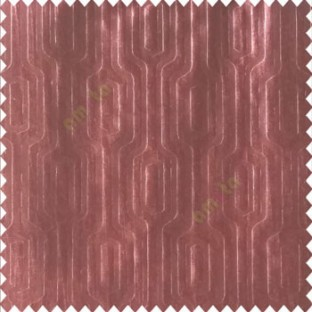 Pure brown color beautiful abstract vertical lines rectangles and layer of lines texture with horizontal stripes background polyester main curtain