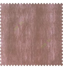 Dark chocolate brown color vertical busy and thin stripes texture background finished and shiny base fabric polyester main curtain