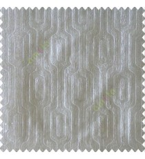Grey color beautiful abstract vertical lines rectangles and layer of lines texture with horizontal stripes background polyester main curtain
