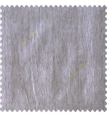 Grey color vertical busy and thin stripes texture background finished and shiny base fabric polyester main curtain