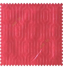 Red color beautiful abstract vertical lines rectangles and layer of lines texture with horizontal stripes background polyester main curtain
