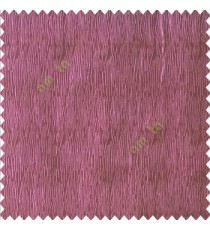 Dark purple color vertical busy and thin stripes texture background finished and shiny base fabric polyester main curtain