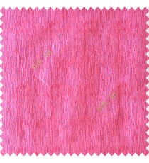 Pink color vertical busy and thin stripes texture background finished and shiny base fabric polyester main curtain
