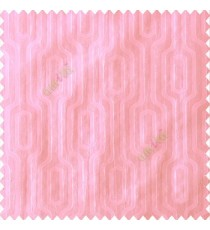 Baby pink color beautiful abstract vertical lines rectangles and layer of lines texture with horizontal stripes background polyester main curtain