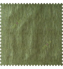 Green color vertical busy and thin stripes texture background finished and shiny base fabric polyester main curtain
