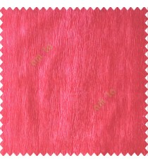 Maroon color vertical busy and thin stripes texture background finished and shiny base fabric polyester main curtain