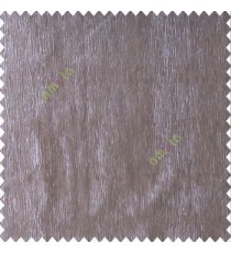 Brownish grey color vertical busy and thin stripes texture background finished and shiny base fabric polyester main curtain