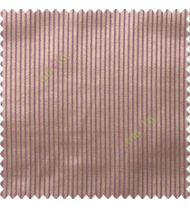 Dark brown grey color vertical pencil stripes texture lines horizontal embossed lines busy lines straight line polyester main curtain