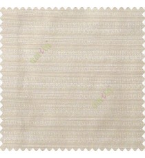 Beige color solid texture horizontal stripes texture gradients rough surface polyester main curtain