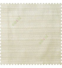 Cream color solid texture horizontal stripes texture gradients rough surface polyester main curtain