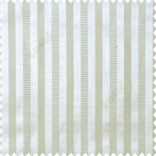 White color bold vertical stripes texture surface horizontal rough lines polyester main curtain