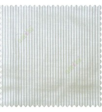 White color vertical pencil stripes texture lines horizontal embossed lines busy lines straight line polyester main curtain
