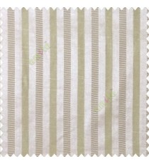 Brown beige color bold vertical stripes texture surface horizontal rough lines polyester main curtain
