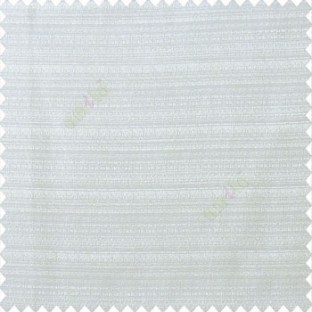 White color solid texture horizontal stripes texture gradients rough surface polyester main curtain