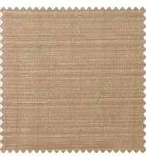 Dark brown beige color solid texture horizontal stripes texture gradients rough surface polyester main curtain