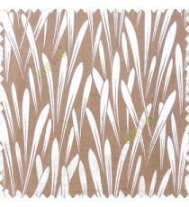 Brown beige color firecracker missile launching patterns texture background horizontal lines polyester main curtain