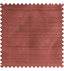 Maroon brown color solid texture horizontal stripes designless surface texture gradients base polyester main curtain