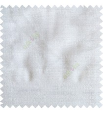 Pure white color solid texture horizontal stripes designless surface texture gradients base polyester main curtain