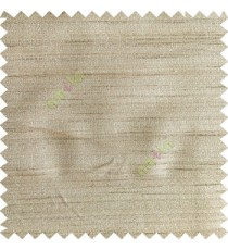 Light brown with dark brown color solid texture horizontal stripes designless surface texture gradients base polyester main curtain