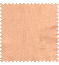 Tawny brown color complete plain designless with polyester thick fabric shiny finished main curtain
