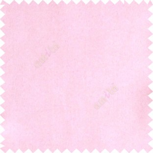 Baby pink color complete plain designless with polyester thick fabric shiny finished main curtain