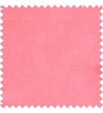 Pink color complete plain designless with polyester thick fabric shiny finished main curtain
