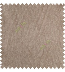 Dark chocolate brown color combination complete plain texture types shiny finished vertical dot lines rain drops thick polyester main fabric