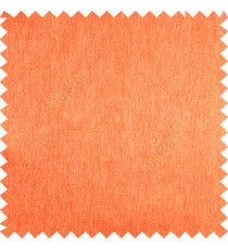 Orange cream color combination complete plain texture types shiny finished vertical dot lines rain drops thick polyester main fabric