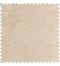Beige color texture plain designless surface texture gradients with polyester base cotton finished main fabric