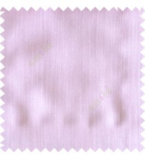 Light pink color solid texture finished designless polyester background horizontal lines cotton look main curtain