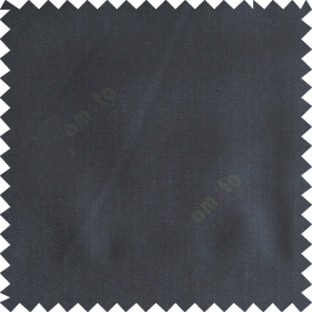 Black color solid texture finished designless polyester background horizontal lines cotton look main curtain