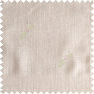 Tortilla brown color solid texture finished designless polyester background horizontal lines cotton look main curtain