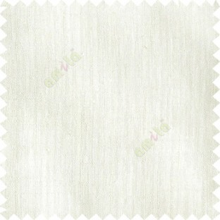 Cream color complete plain texture gradients designless cotton finished horizontal and vertical lines with polyester transparent base fabric sheer curtain