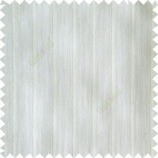 Cream color vertical stripes texture base cotton finished background with transparent fabric small dots sheer curtain